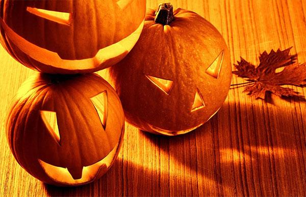 3 tentempiés saludables para sorprender  en tu fiesta de Halloween