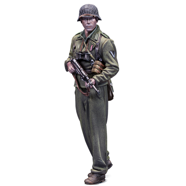1:35 scale figure. gefreiter grenadier