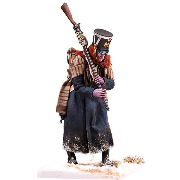 75mm resin figure. Battle of the Berezina, 1812