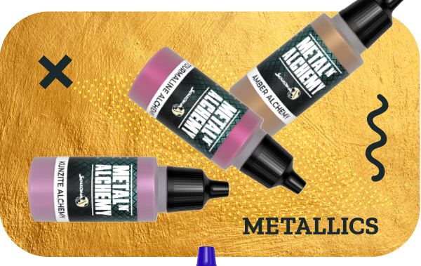 Acrylic pastes · Summer Ground · Sceneries · Environments