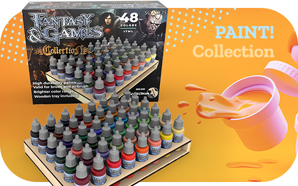 Fantasy & Games · Collection · 48 colors
