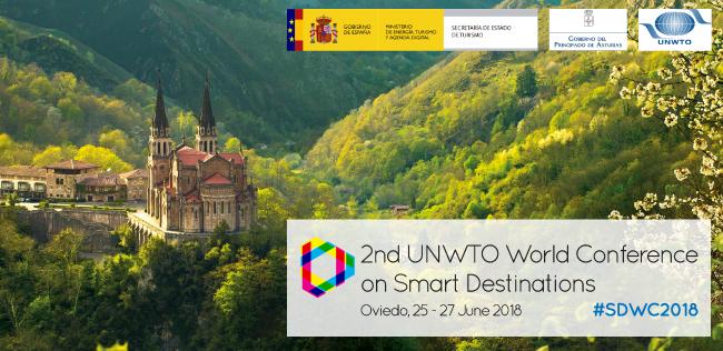 2 congreso mundial destinos turísticos inteligentes